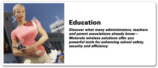 Education Solutions Wireless Communications
